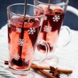Mulled wne — Stock Photo