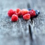 Fresh berries — Stock Photo