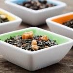 Tea leaves — Stock Photo #12857738
