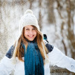 Winter fun — Stock fotografie