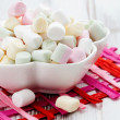 Marshmallows — Stockfoto