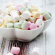 Stock Photo: Marshmallows