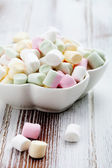 Marshmallows — Stock Photo