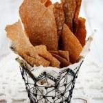 Rye crackers — Stock Photo #21564279