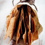 Rye crackers — Stock Photo #21564335