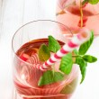Strawberry drink — Stock Photo #22491565