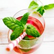 Strawberry drink — Stock Photo #22491607