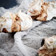 Stock Photo: Homemade meringues