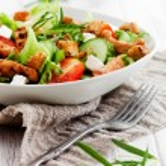 Chicken salad — Stock Photo #27603031