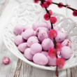 Easter chocolate — Stock Photo #44124681