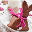 Easter cookies — Stock Photo #44125227