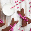 Easter cookies — Stock Photo #44125509