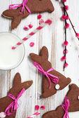 Easter cookies — Stockfoto
