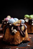 Easter bundt cake — Stockfoto