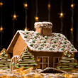 Gingerbread house — Stock Photo #6085977