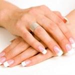 Beautiful nails — Stock Photo #6285944