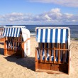 Stock Photo: A morning at the Baltic Sea