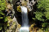 водопад в штате вашингтон — Стоковое фото