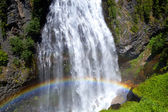 Waterfall in Washington State — Stock Photo