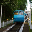 Cable railway in Kyiv, Ukraine — 图库照片