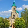 St. Nicholas Cathedral Berdychiv, Ukraine - Stock Photo