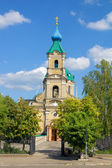 St. Nicholas Cathedral Berdychiv, Ukraine — Stock Photo