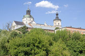 Monastery - Fortress of Carmelites, Berdychiv, Ukraine — Stock Photo