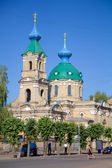 St. Nicholas Cathedral Berdychiv, Ukraine — Stock Photo