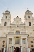 Cathedral of Holy Spirit in Minsk, Belarus — Foto Stock