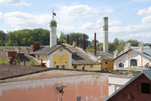 Antiguo edificio industrial — Foto de Stock