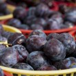 Plums — Stock Photo #12636038