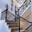 Large stair — Stock Photo