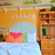 KIds bedroom — 图库照片