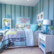 kids bedroom — Stock Photo