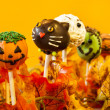 Halloween Snack — Stock Photo #12810688