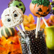 Halloween Snack — Stock Photo #12810776
