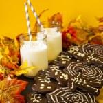 Halloween Snack — Stock Photo