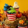 Halloween Snack — Stock Photo #12812012