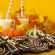 Halloween Snack — Stock Photo #12812121