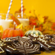 Stock Photo: Halloween Snack