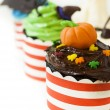 Halloween Snack — Stock Photo #12813024