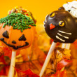 Halloween Snack — Stock Photo #12813025