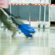 Airport rush — Stock Photo