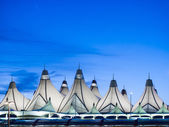 Denver International Airport — Foto Stock