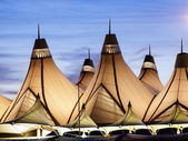 Denver International Airport — Stock Photo