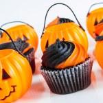 Halloween Cupcakes — Stock Photo #13151491