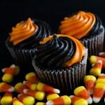 Halloween Cupcakes — Stock Photo #13151539