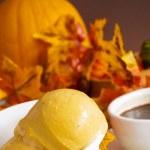 Pumpkin Gelato — Stock Photo #13298180