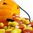Stock Photo: Candy Corn