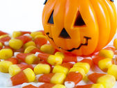 Candy Corn — Stock Photo